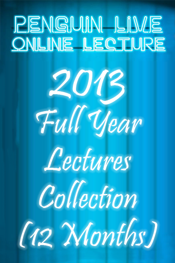 Image Penguin Magic 2012 Full Year Lectures Collection 2